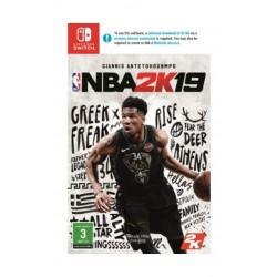 NBA 2K19: Nintendo Switch Game
