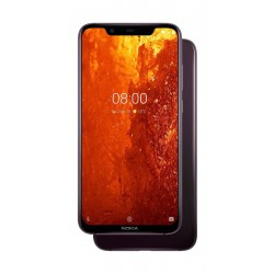Nokia 8.1 64GB Phone - Iron