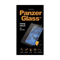 Panzer Glass Premium Screen Protector For Samsung S9 (7143) - Black