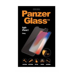 Panzer Glass Screen Protector with Privacy Filter for iPhone X (P2622)
