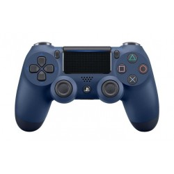 PlayStation 4 DualShock 4 Wireless Controller - Midnight Blue