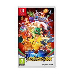 Pokken Tournament DX: Nintendo Switch Game