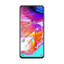 Samsung Galaxy A70 128GB Phone - Black