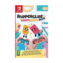 Snipperclips Plus: Nintendo Switch Game