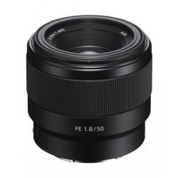 Sony Aps-C 50mm F1.8 E-Mount OSS Camera Lens (SEL50F18/BC)