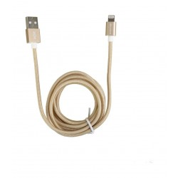 X-Doria USB to Lightning Cable 0.2M - Gold