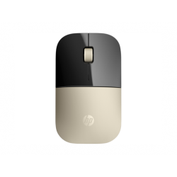 HP Z3700 Wireless USB Mouse (X7Q43AA) – Gold