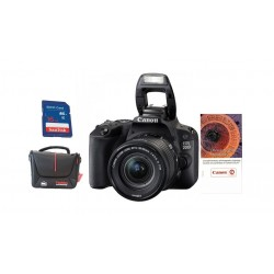 Canon EOS 2000D 24.1MP Wi-fi With 18-55 Lens IS II + Memory Card + Bag + Photography Training Voucher
