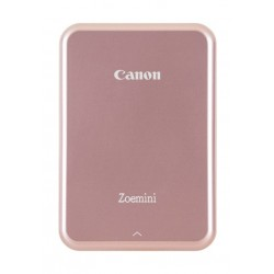 Canon PV-123 Zoe Mini Photo Printer - Rosegold