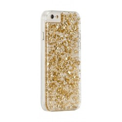 CaseMate Karat Case For iPhone 7 (CM034688) – Gold / Clear