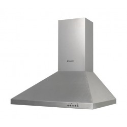 Candy 60CM Cooker Hoods (CCE16/2X-6) - Stainless Steel