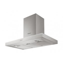 Candy 90CM Cooker Hoods (CMB955X-6) - Stainless Steel