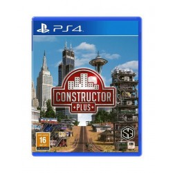 Constructor Plus - PlayStation 4 Game