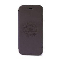 Converse Premium Booklet Cover for iPhone 6 - Black (410989-018)