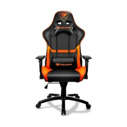 Cougar Adjustable Gaming Chair - Armor Orange