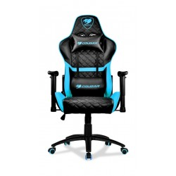 Cougar Armor One Gaming Chair - Skyblue