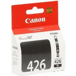 Canon CLI-426BK Ink Cartridge - Black