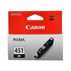 CANON CLI-451BK Ink Cartridge - Black