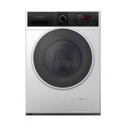 Daewoo 8kg 1400RPM Front Load Washer (DWD-GFD1452) - White