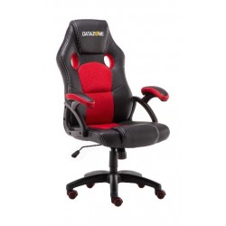 Datazone GC-12 Gaming Chair - Red