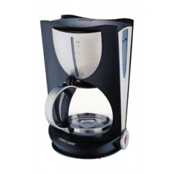 Black + Decker 1050W Drip Coffee Maker - 12 Cup (DCM80) – Black