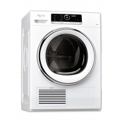 Whirlpool 10kg 11 Programs Dryer Condenser (RC8066A1F) – White