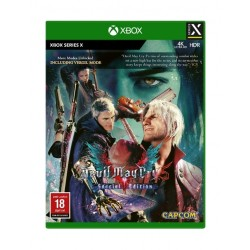 Devil May Cry 5 Special Edition - XBSX Game