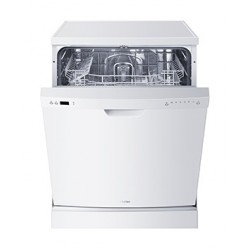 Haier 6 Program 14 Place Setting Free Standing Dishwasher (DW14-GFE9) - White