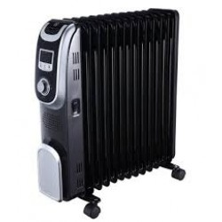 Midea 13 Fins Oil Filled Radiator – ( NY2513-13A1L )
