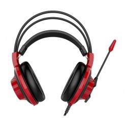 MSI Over-Ear Gaming Headset (DS501) – Red