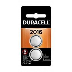 Duracell Lithium Coin Battery 2016