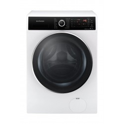 Daewoo 10/7 Kg 1400 RPM Washer/Dryer (DWC-ELD1432) – White