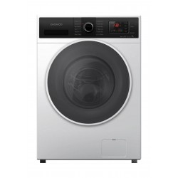 Daewoo 8kg 1400RPM Front Load Washer (DWD-GFD1453) - White