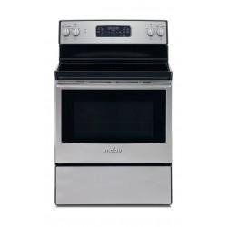 Mabe 76X70 CM 4 Burner Electric Cooker (EML735NNF0A) - Black