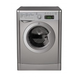 Indesit 7kg/5kg Front Load Washer Dryer - White IWDC 7125 BC ECO