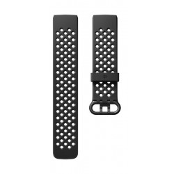 Fitbit Charge 3 Access Sport Band Large (FB168SBBKL) - Black