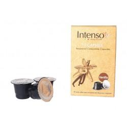 Intenso Nespresso Vanilla Coffee Capsules 12x10 (Nesp)
