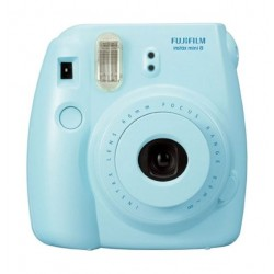Fujifilm Instax Mini8 Instant Film Camera - Blue