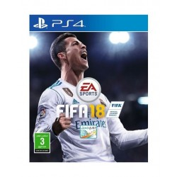 FIFA 18: Standard Edition: PlayStation 4 Game