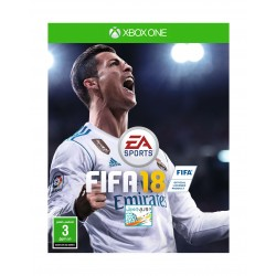 FIFA 18 Standard Edition: Xbox One Game