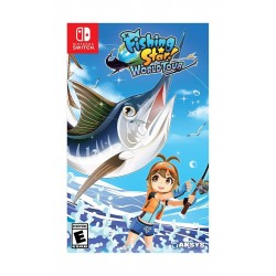 Fishing Star: World Tour - Nintendo Switch Game