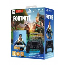 Fortnite Game With PS4 DS4 Controller