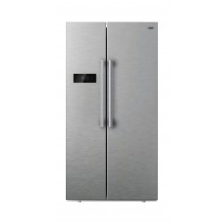 Frego 18.8 CFT Side by Side Refrigerator (FR527SS2M) - Stainless Steel