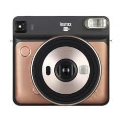 Fujifilm Instax Square SQ6 Instant Film Camera - Blush Gold