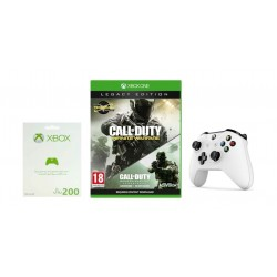 Call of Duty: Infinite Warfare Legacy Edition + Xbox Wireless Controller + Xbox Live Card - 200 SAR