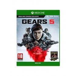 Gears Of War 5: Standard Edition - Xbox One Game