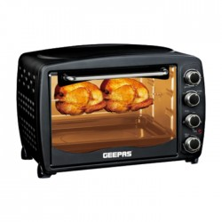 Geepas 1500W 42L Electric Oven Price in Kuwait | Buy Online – Xcite