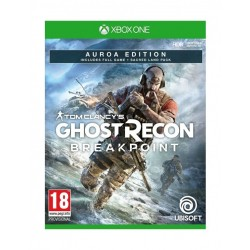 Tom Clancy's Ghost Recon Breakpoint Auroa Edition - XBOX One Game