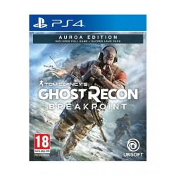 Tom Clancy's Ghost Recon Breakpoint Auroa Edition - PlayStation 4 Game