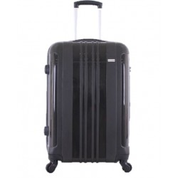 Giordano Medium Hard Luggage - Black